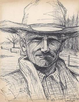 Old Man Farmer by Mark Barnett