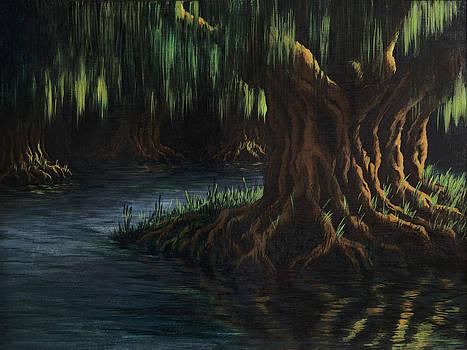 Old Man Willow by Rachel Christine Nowicki