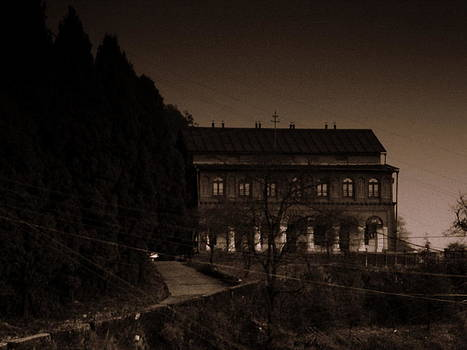 Old Mansion by Salman Ravish