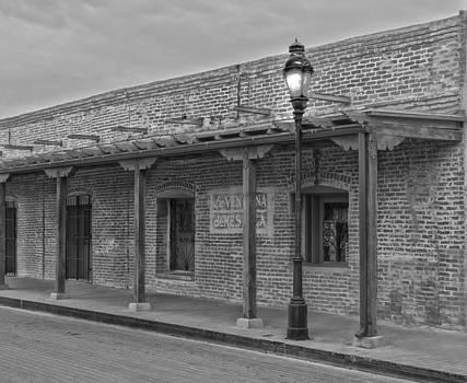 Old Mesilla Street by Julie Basile
