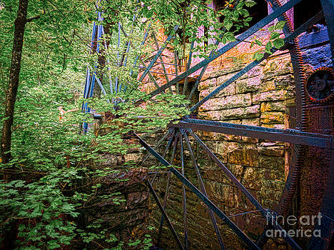 Old Mill by Bob Mintie