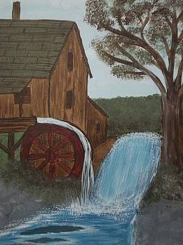 Old Mill by Michelle Treanor
