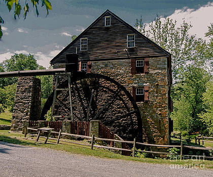 Old Mill by Timothy Clinch