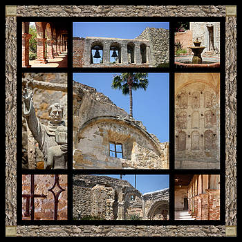 Art Block Collections - Old Mission San Juan Capistrano