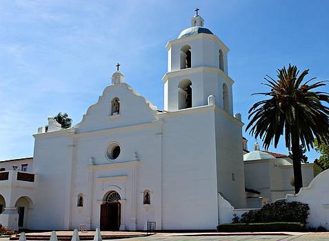 Old Mission San Luis Rey by Murad Abel