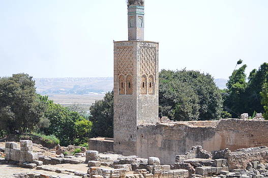 Old Moroccan monument  by Najlae SATTE