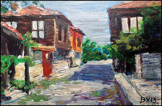 Old Nessebar by Boris Xavier