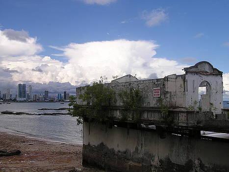 Old/New Panama by Rollin Jewett
