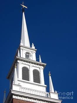 Christine Stack - Old North Church