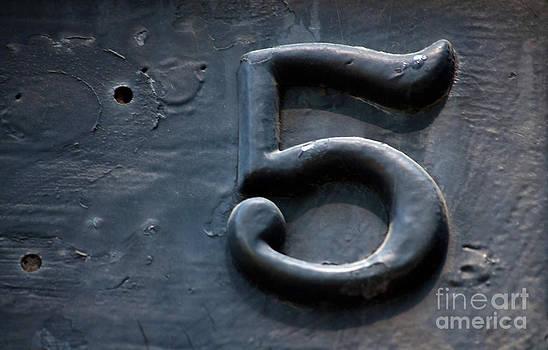 Old Number Five by Dan Holm