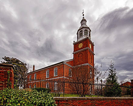 Bill Swartwout Fine Art Photography - Old Otterbein Country Church