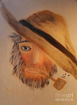 Old Ozark Pappy by Marie Bulger