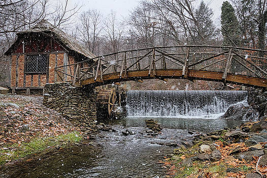 Old paper mill by Robert Wirth
