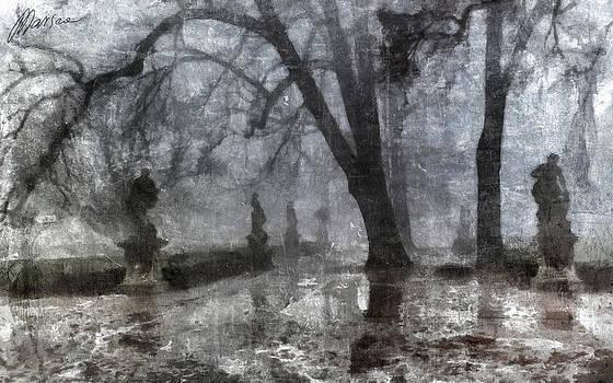 Old park by Marina Likholat