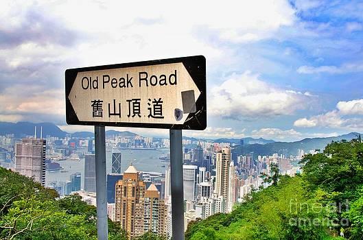 Old Peak Road  by Sarah Mullin