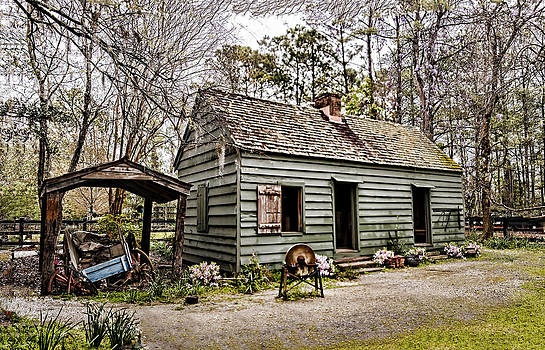 Terry Shoemaker - Old Plantation Shed