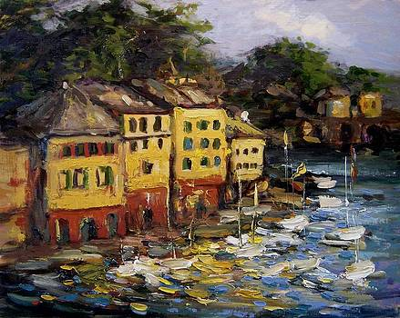 Old Porto by R W Goetting
