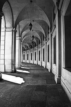 Regina  Williams  - Old Post Office Walkway