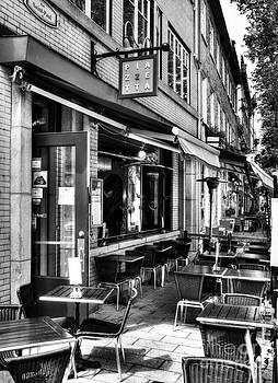 Mel Steinhauer - Old Quebec City 21 BW