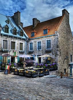 Mel Steinhauer - Old Quebec City