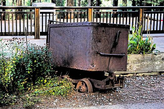 Bill Owen - Old Rail Car