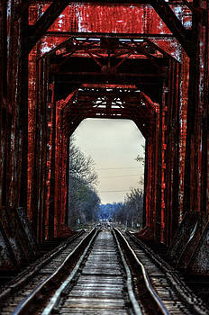 Old Rail Road by Kelly Kitchens