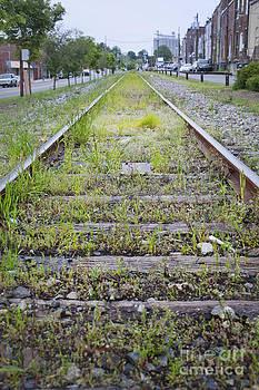 Jonathan Welch - Old Railroad Tracks
