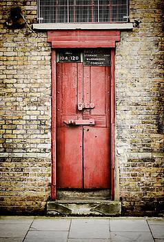 Heather Applegate - Old Red Door