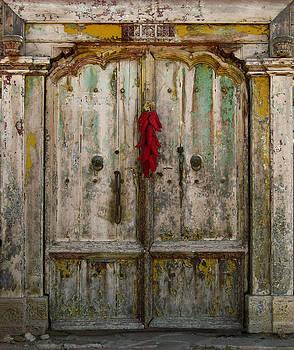 Kurt Van Wagner - Old Ristra Door