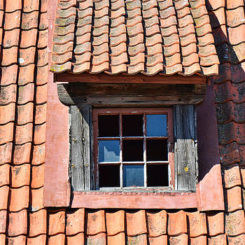 Gynt - Old roof and window
