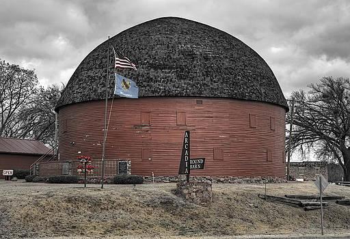 Ricky Barnard - Old Round Barn