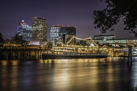 Old Sacramento California... by Israel Marino