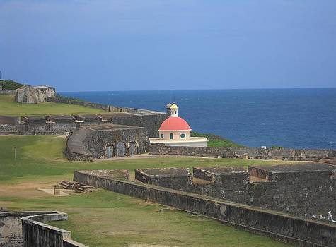 Old San Juan by DiAndre Arrington