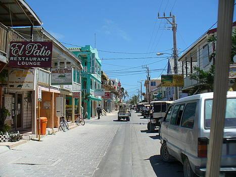 Old San Juan by Sonia S