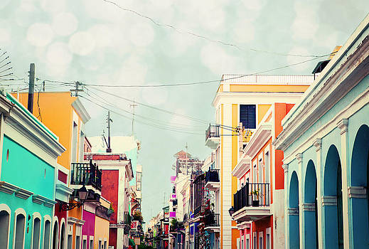 Old San Juan Special Request by Kim Fearheiley