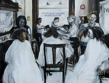 Old School Beauty Salon by Patrick Mills