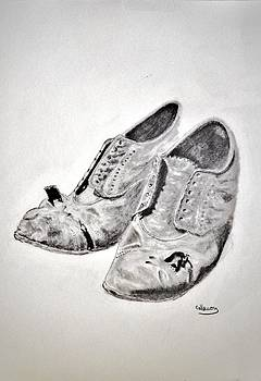 Old Shoes by Glenn Calloway