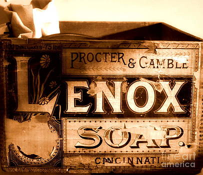 Old Soap Box by Tanya  Searcy
