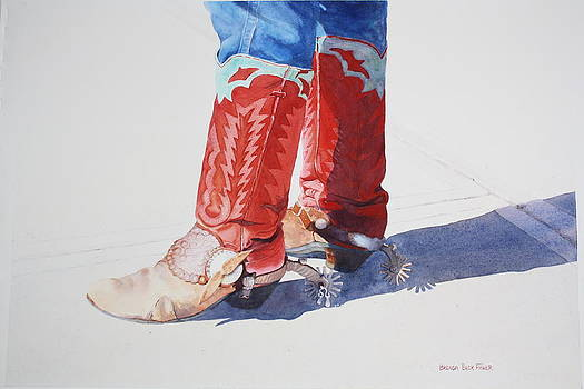 Old Soles by Brenda Beck Fisher