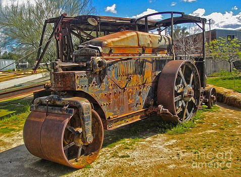 Gregory Dyer - Old Steam Roller