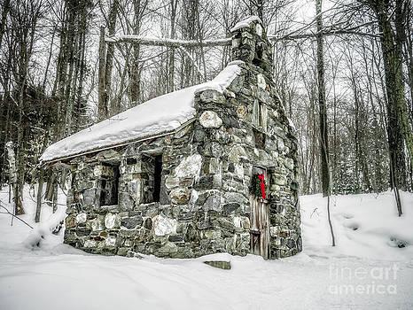 Edward Fielding - Old Stone Chapel Stowe Vermont