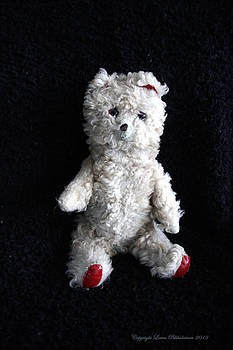 Old Teddy Bear Ivar by Leena Pekkalainen