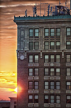 Old Time High Rise by Chris Brehmer Photography