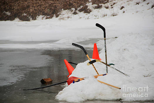 Michael Mooney - Old Time Hockey 1