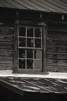 Old time window by Cassandra NightThunder