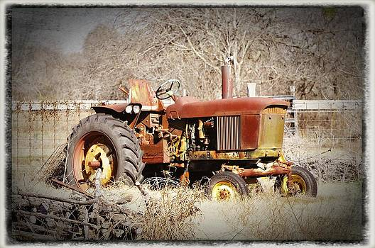 Old Timer by Cherie Haines