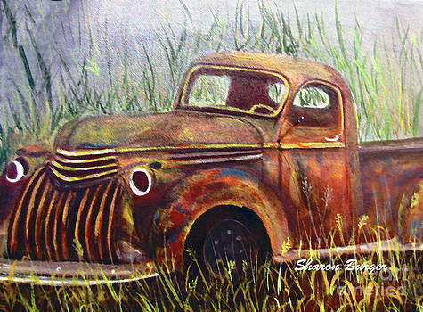Old Timer by Sharon Burger