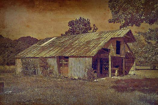 Old Tin Barn by Phil Mancuso