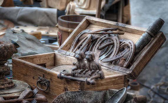 Old Tools by Leonardo Marangi