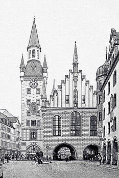 Christine Till - Old Town Hall - Munich - Germany